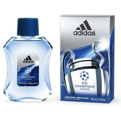 Adidas UEFA Champions League Aftershave for men 100 ml