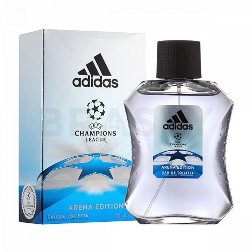 Adidas UEFA Champions League Arena Edition Eau de Toilette da uomo 100 ml