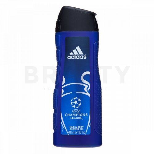 Adidas UEFA Champions League Gel de ducha para hombre 400 ml