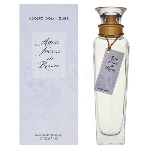 Adolfo Dominguez Agua Fresca de Rosas Eau de Toilette for women 120 ml