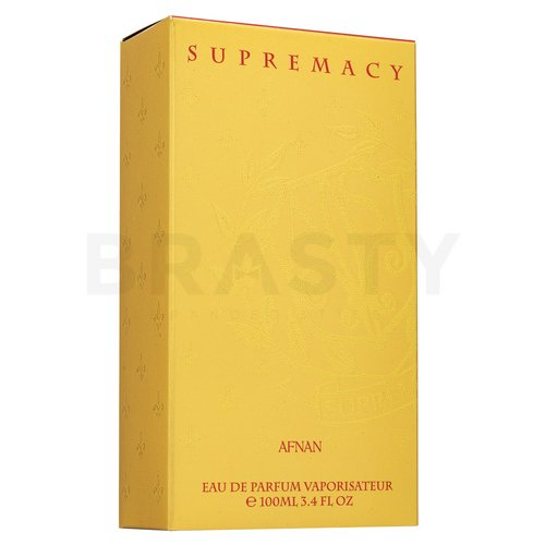 Afnan Supremacy Gold Eau de Parfum unisex 100 ml