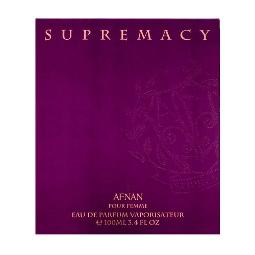 Afnan Supremacy Purple Eau de Parfum für Damen 100 ml