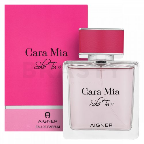 Aigner Cara Mia Solo Tu Eau de Parfum for women 100 ml