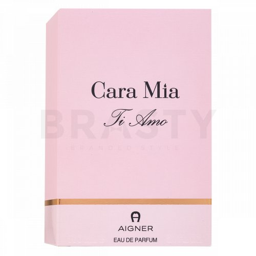 Aigner Cara Mia Ti Amo Eau de Parfum for women 100 ml
