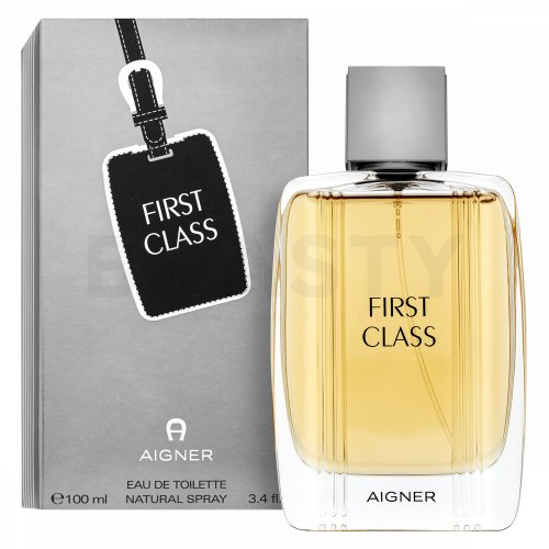 Aigner First Class Eau de Toilette for men 100 ml