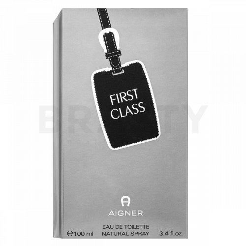 Aigner First Class Eau de Toilette für Herren 100 ml