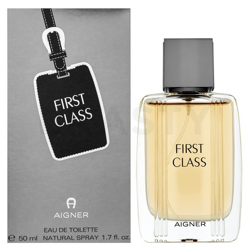 Aigner First Class Eau de Toilette für Herren 50 ml