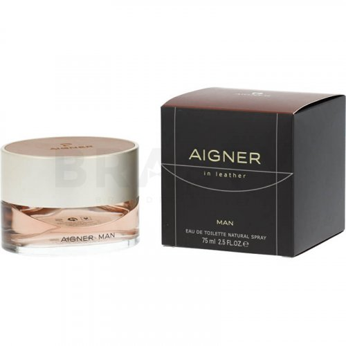 Aigner In Leather Man Eau de Toilette für Herren 75 ml