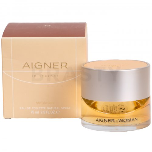 Aigner In Leather Woman Eau de Toilette para mujer 75 ml