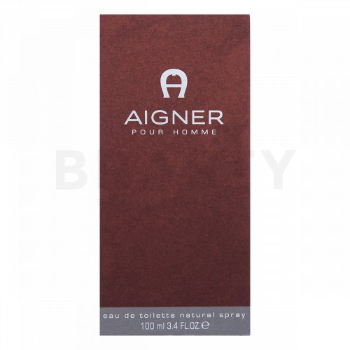 Aigner Pour Homme Eau de Toilette for men 100 ml