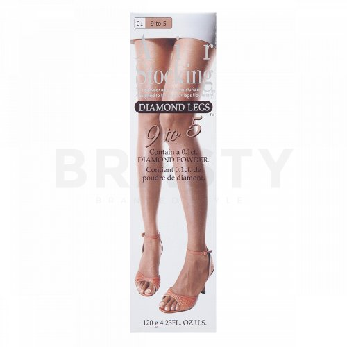 AirStocking Diamond Legs punčochy ve spreji Odstín Natural 120 g