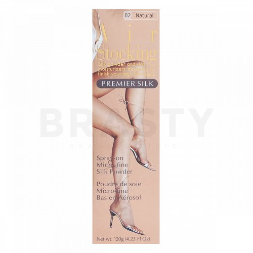 AirStocking Premier Silk spray de tip dres 120 g Natural
