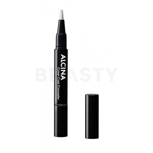 Alcina Cover Coat Concealer - Light corrector líquido para piel unificada y sensible 5 ml