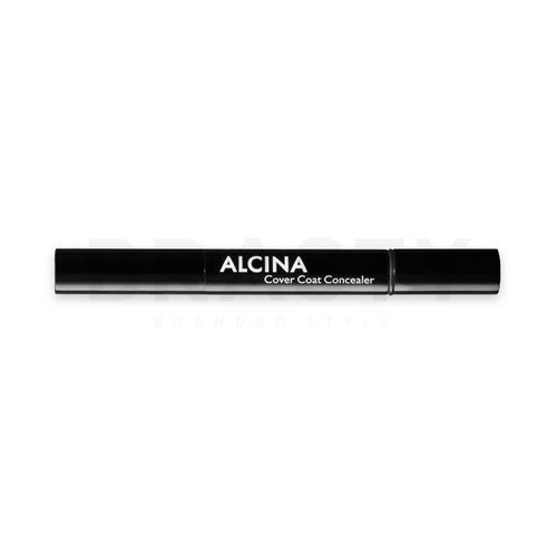 Alcina Cover Coat Concealer - Light Liquid Concealer for unified and lightened skin 5 ml