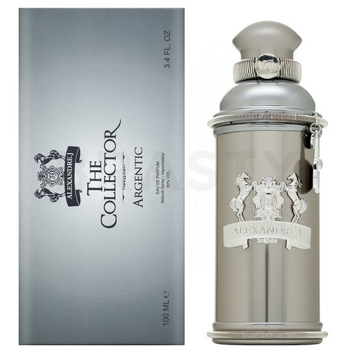 Alexandre.J The Collector Argentic Eau de Parfum unisex 100 ml