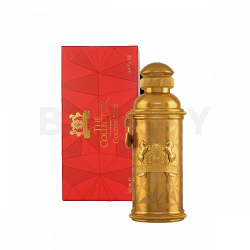 Alexandre.J The Collector Golden Oud Eau de Parfum unisex 100 ml