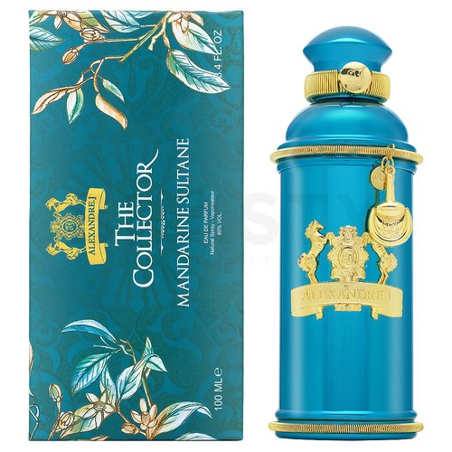 Alexandre.J The Collector Mandarine Sultane Eau de Parfum uniszex 100 ml