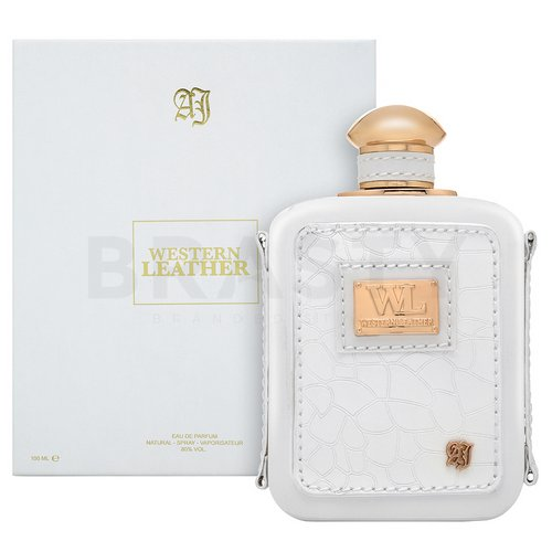 Alexandre.J Western Leather White Eau de Parfum femei 100 ml