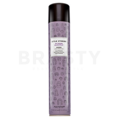 Alfaparf Milano Style Stories Extreme Hairspray Spray fijador fuerte 500 ml