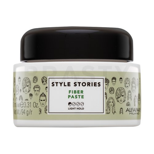 Alfaparf Milano Style Stories Fiber Paste styling paste for light fixation 100 ml