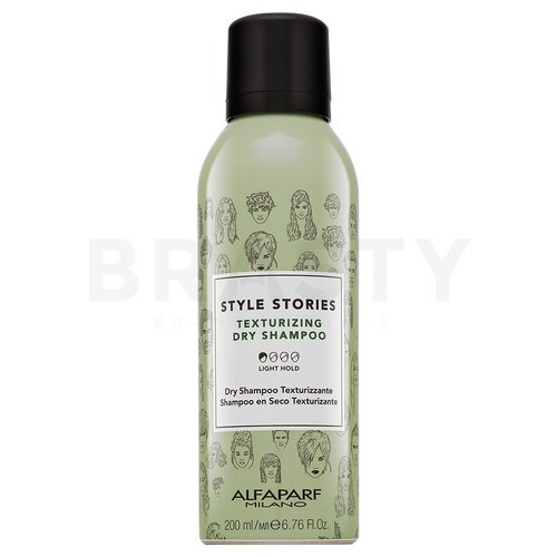 Alfaparf Milano Style Stories Texturizing Dry Shampoo dry shampoo for all hair types 200 ml