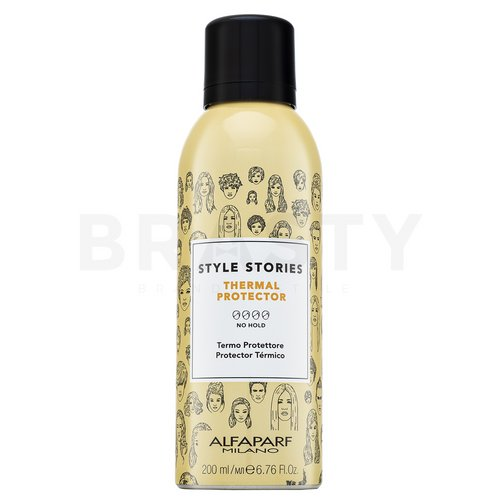 Alfaparf Milano Style Stories Thermal Protector thermoaktives Spray für Wärmestyling der Haare 200 ml