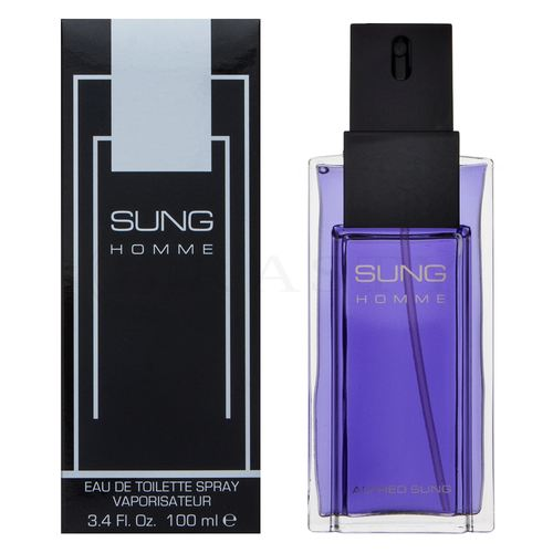 Alfred Sung Sung Homme Eau de Toilette for men 100 ml