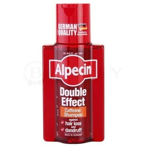 Alpecin Double Effect shampoo for thinning hair 200 ml