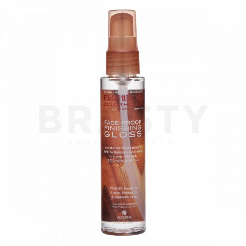 Alterna Bamboo Color Hold+ Fade-Proof Finishing Gloss Schutzspray für gefärbtes Haar 75 ml