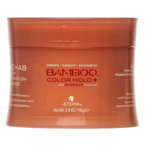 Alterna Bamboo Color Hold+ Rehab Deep Hydration Masque maska do włosów farbowanych 150 ml