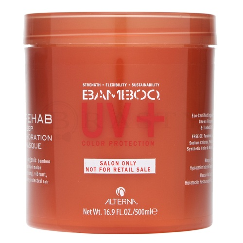 Alterna Bamboo Color Hold+ Rehab Deep Hydration Masque maska do włosów farbowanych 500 ml