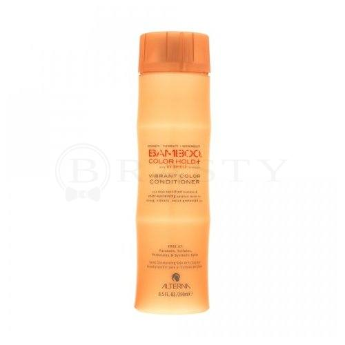 Alterna Bamboo Color Hold+ Vibrant Color Conditioner balsam pentru păr vopsit 250 ml
