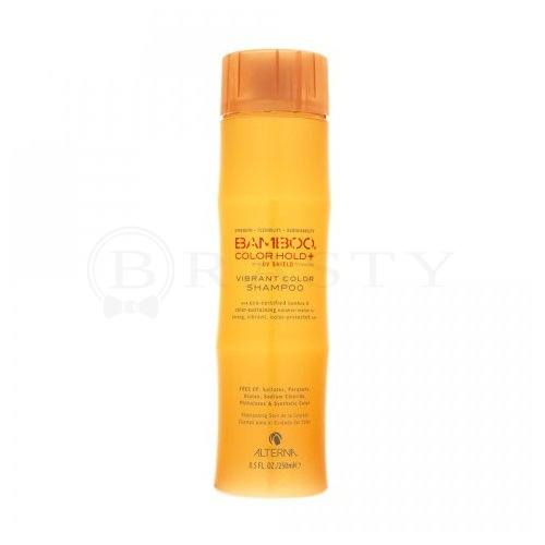 Alterna Bamboo Color Hold+ Vibrant Color Shampoo für gefärbtes Haar 250 ml