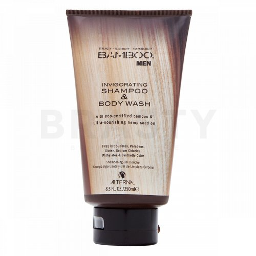 Alterna Bamboo Men šampon a sprchový gel 2v1 250 ml
