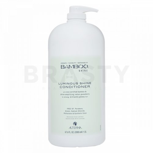 Alterna Bamboo Shine conditioner for hair shine 2000 ml