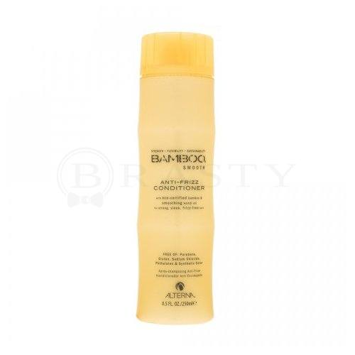 Alterna Bamboo Smooth Anti-Frizz Conditioner Conditioner gegen gekräuseltes Haar 250 ml