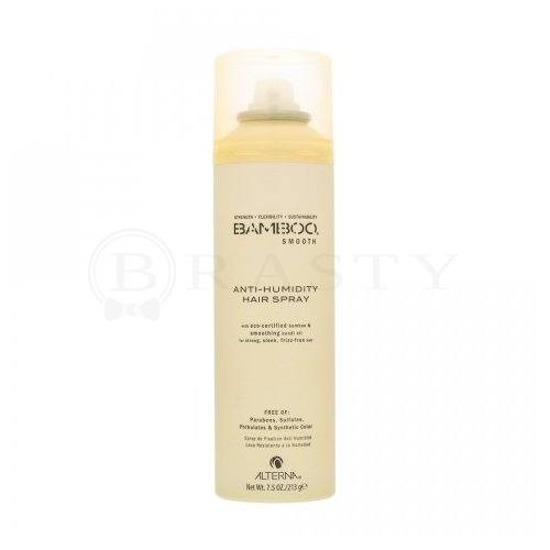 Alterna Bamboo Smooth Anti-Humidity Hair Spray Laca para el cabello Desenredador 250 ml