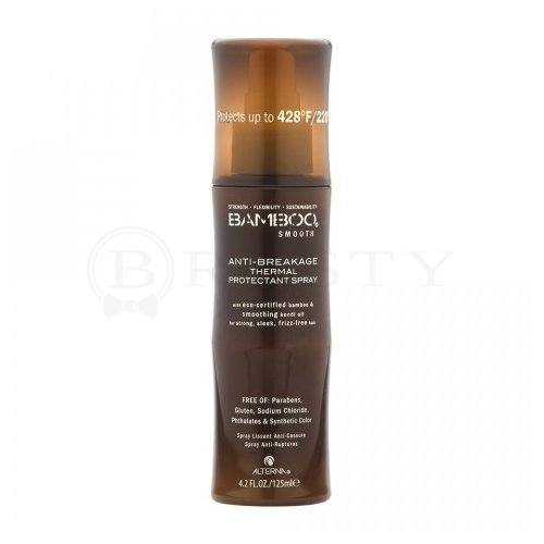 Alterna Bamboo Smooth protective spray for heat treatment of hair 125 ml
