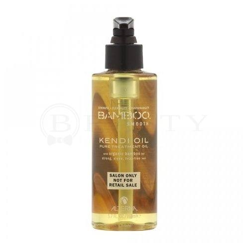 Alterna Bamboo Smooth Kendi Oil Pure Treatment Oil ulei impotriva incretirii părului 168 ml