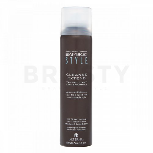 Alterna Bamboo Style Cleanse Extend Translucent Dry Shampoo suchy szampon 150 ml