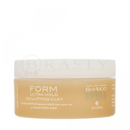 Alterna Bamboo Style Form Ultra-Hold Sculpting Clay lut modelator 50 ml