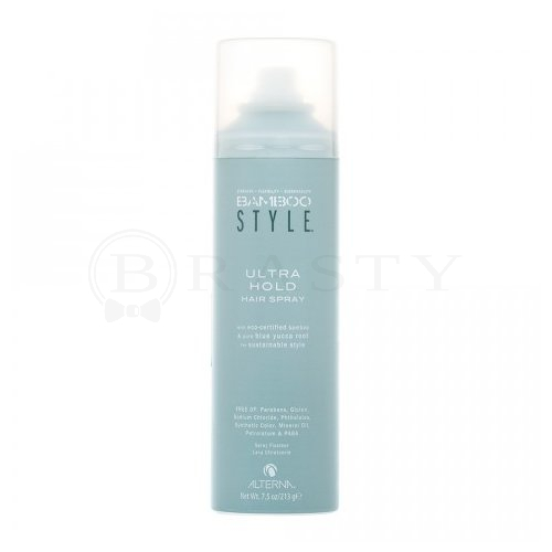 Alterna Bamboo Style Ultra Hold Hair Spray lak na vlasy 250 ml