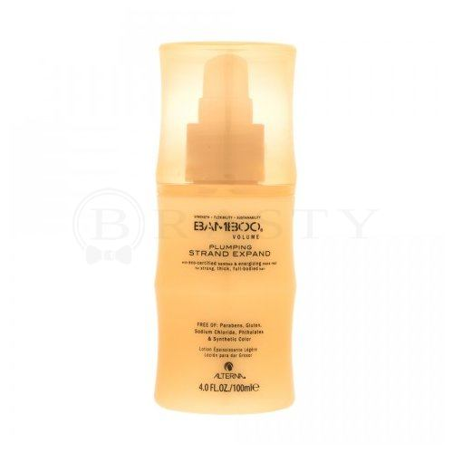 Alterna Bamboo Volume Plumping Strand Expand styling cream for hair volume 100 ml