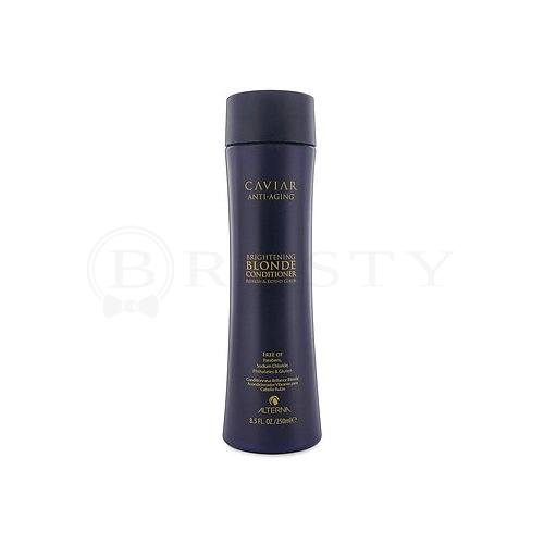 Alterna Caviar Blonde Brightening Conditioner balsamo per capelli biondi 250 ml