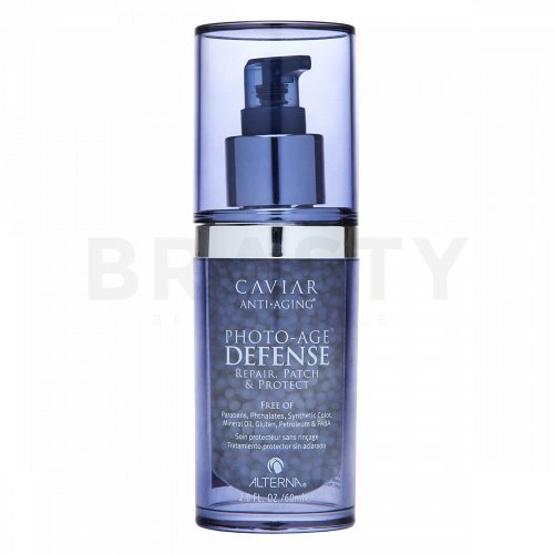 Alterna Caviar Care Anti-Aging Photo-Age Defense cremă regeneratoare pentru păr matur 60 ml