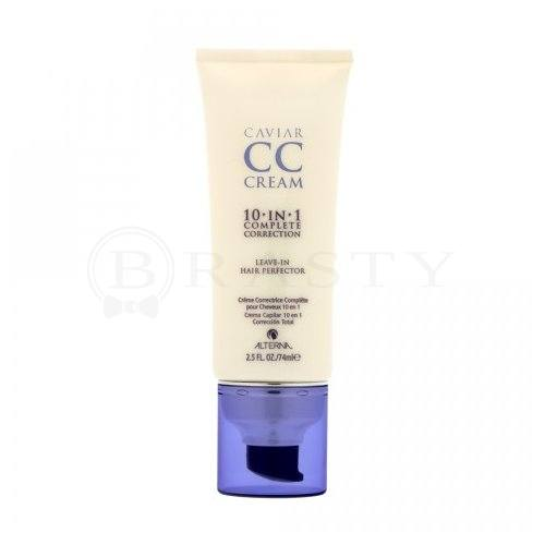 Alterna Caviar Care CC Cream Complete Correction crema rigenerativa per tutti i tipi di capelli 74 ml