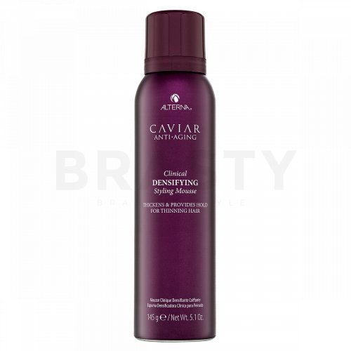 Alterna Caviar Clinical Densifying Styling Mousse schiuma modellante per capelli sottili 145 g