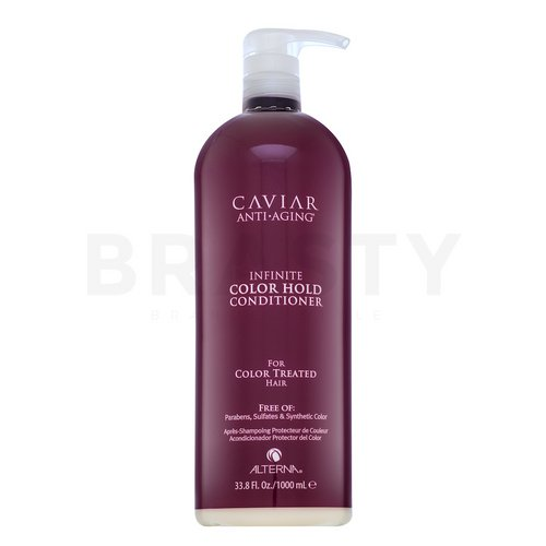 Alterna Caviar Infinite Color Hold Conditioner balsamo per lucentezza e protezione dei capelli colorati 1000 ml