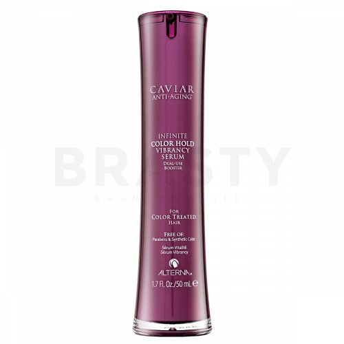 Alterna Caviar Infinite Color Hold Vibrancy Serum Suero Para el brillo y protección del cabello teñido 50 ml