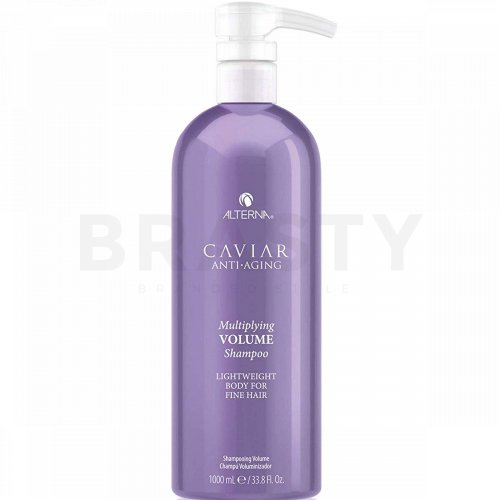 Alterna Caviar Multiplying Volume Shampoo Champú Para crear volumen 1000 ml